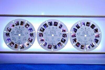 101 Dalmatians (Live Action) 3-reel Set 3086 - Reels Only - View-Master
