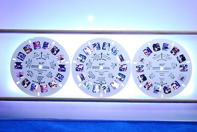 ALF 3-reel Set 4082 - Reels Only - View-Master