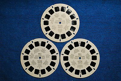Your United Nations 3-reel Set - 420-ABC - Reels Only - Sawyers View-Master