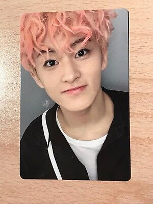 NCT 127 - Limitless Official Paper Toy Mark photocard, kpop