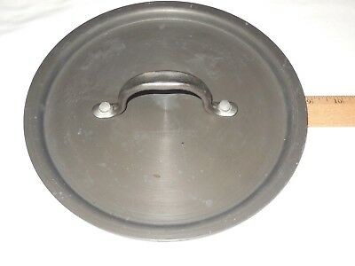 "CALPHALON Anodized Commercial Aluminum Cookware 8 5/8"" Diameter LID ONLY"