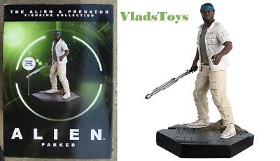 Eaglemoss 1/16 Alien & Predator Nostromo Engineer Parker Issue 21