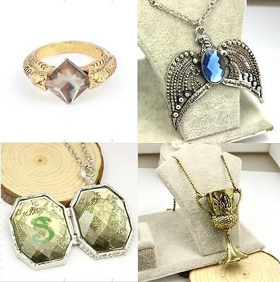 Voldemort Horcrux Gaunt Ring Ravenclaw Diadem Hufflepuff Cup Slytherin Locket