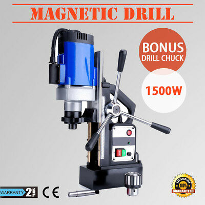 Magnetic Drill Powerful 13500N Reaming Countersinking Ultra-Portable Wise Choice