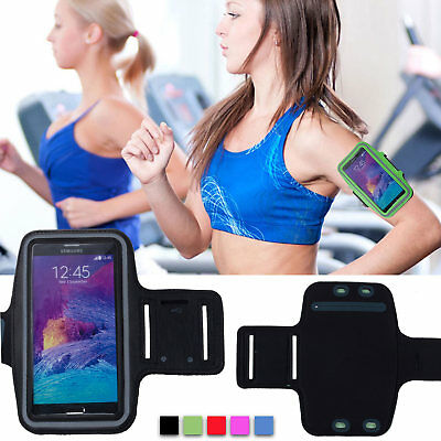 "For iPhone 6 7 8 Plus (5.5"") Running Jogging Sports Gym Armband Mobile Case"