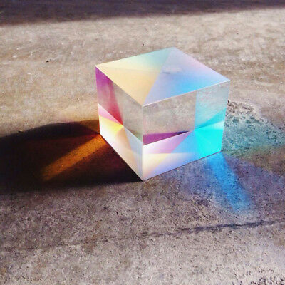 Laser Beam Combine Cube Prism Mirror for 405nm~ 450nm Blue Laser Diode Module
