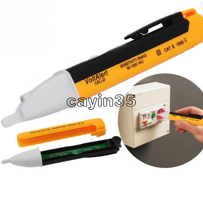 Digital LED AC Electric Power Voltage Tester Volt Pen Detector Sensor 90V-1000V