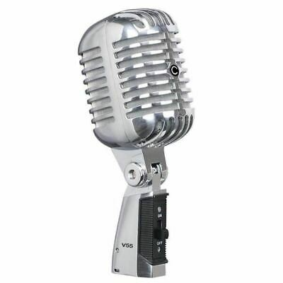 Classic V55 Vintage Dynamic Microphone in Carry Case - 3 Year Warranty CLEARANCE