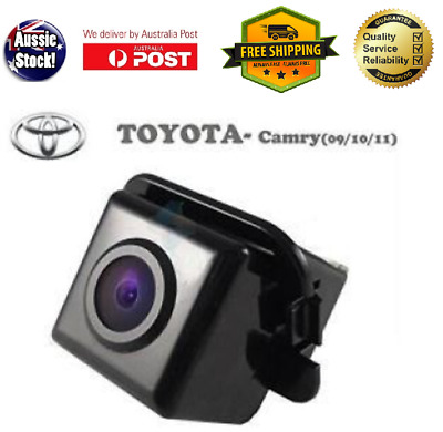 Reverse Camera Car Toyota Camry Aurion Rear View Parking Trunk