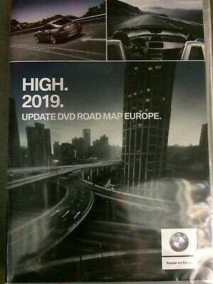 BMW Navi High 2018 Update DVD Road Map Europe E46 E39 E53 E38 MK4 65902456883