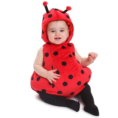 Dress Up America Baby Ladybug Toddlers Kids Outfit