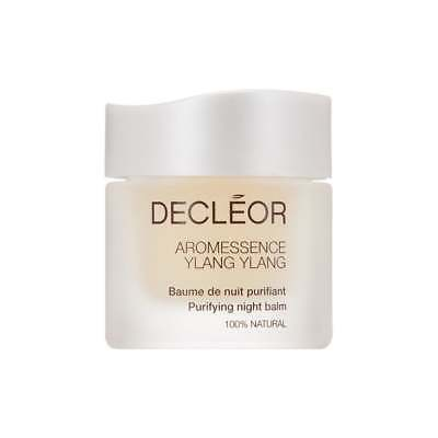Decleor Aromessence Ylang Ylang Purifying Night Balm 15ml for Her, NEW + BOXED