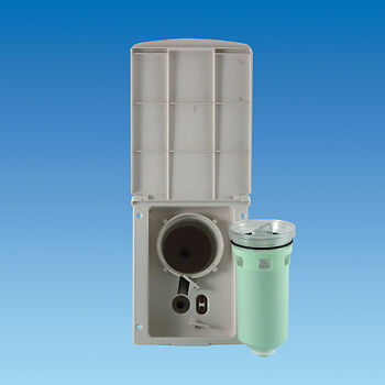 Caravan WHITE Filtapac Water Complete Inlet Housing & Filter FL105W