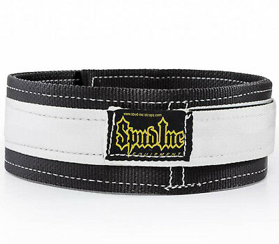 SPUD INC 2 Ply Deadlift Belt // MADE IN USA Powerlifting Strongman Crossfit Gym