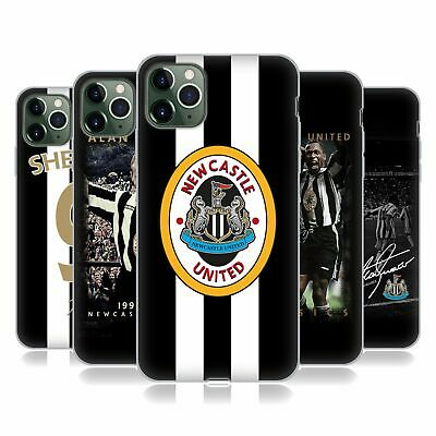 OFFICIAL NEWCASTLE UNITED FC NUFC RETRO BADGE GEL CASE FOR APPLE iPHONE PHONES