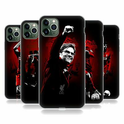 OFFICIAL LIVERPOOL FOOTBALL CLUB RED PRIDE SOFT GEL CASE FOR APPLE iPHONE PHONES
