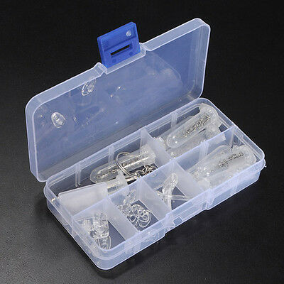 Repair Tool Kit Spectacles Eye Glasses Sunglasses Screws Nuts Pads Screwdriver