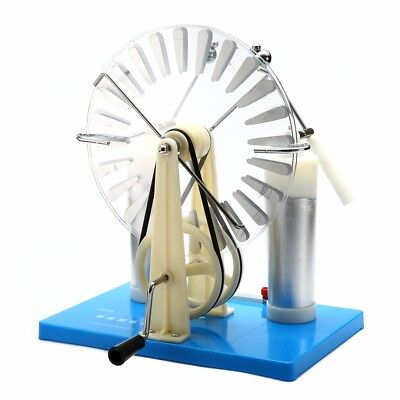 Lab Wimshurst Machine Physics Electrostatic Generator Static Electricity Tesla