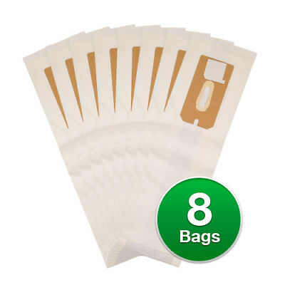 Replacement PK800025 Type C Vacuum Bags for Oreck XL2100RHS - 8 Count