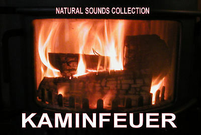KAMINFEUER - Log Cabin Fire - Natural Sounds - die Klänge der Natur! MP3