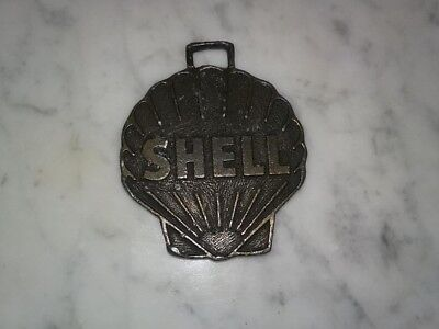 vintage shell gas and oil 1972 golf tournament fob