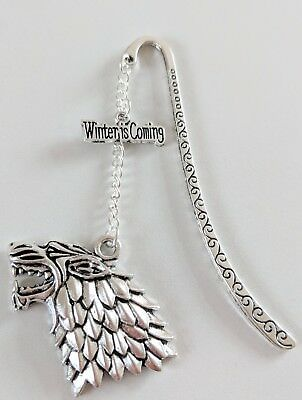 bookmark game of thrones inspired bookmark