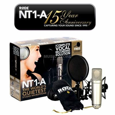 Rode Rode - NT1-A Complete Vocal Recording Set