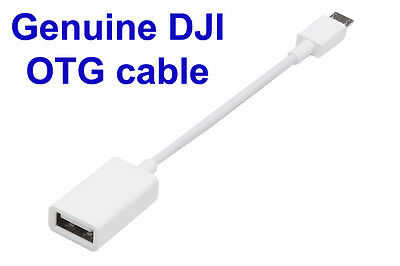 Genuine DJI Micro USB OTG Cable for DJI Goggles to Spark Drone Part 06