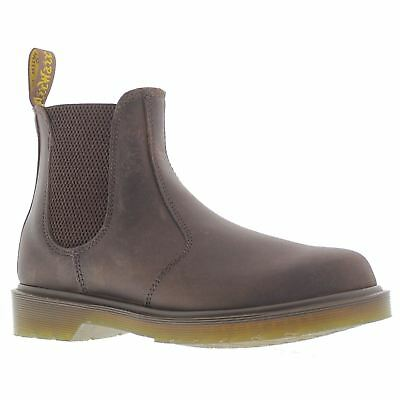 Dr.Martens 2976 Chelsea Boots Brown Womens - Mens Boots