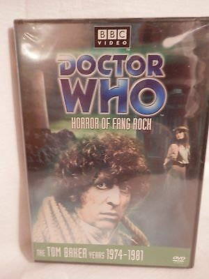 dr. who: the horrors of fang rock dvd