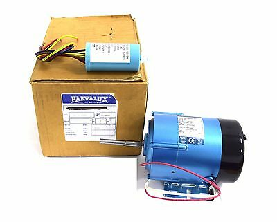 New Parvalux 95w SD11 Reversible AC Electric Motor Single Phase 230/250v 4000RPM