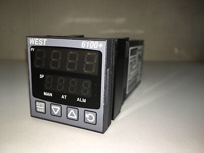 P6100+ West Instruments PID Temperaturregler