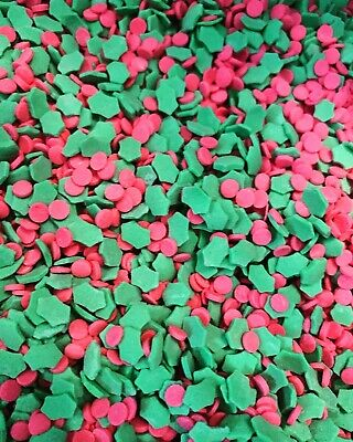 Rainbow sprinkles/sugar strands/cake decorations 100g, free postage