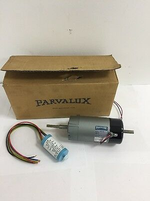 New Parvalux PM5 W07562 DC Planetary Gearbox Electric Motor 160w 50vDC 4000RPM