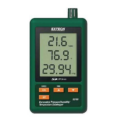 Extech SD700 Barometric Pressure/Humidity/Temperature Datalogger with SD Card