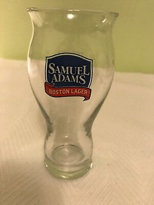 Samuel Adams Boston Lager For The Love Of Beer Glass 16 Oz
