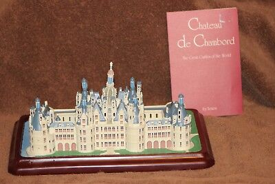 Lenox 1994 Chambord Castle Great Castles of the World