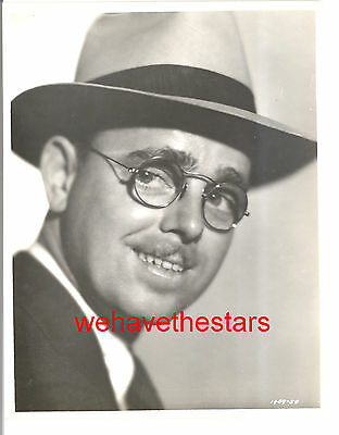 Vintage Charles Williams CHARACTER ACTOR '32 DEVIL IS DRIVING Publicity Portrait