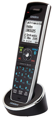 Uniden Elite 9105 Optional Handset Black Suits 9135 Phone System
