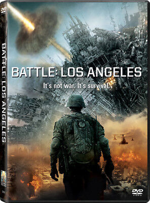 Battle: Los Angeles [New DVD] Ac-3/Dolby Digital, Dolby, Dubbed, Subtitled, Wi