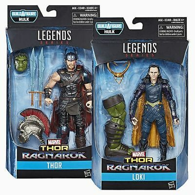 "NEW Marvel Thor Ragnarok Legend Series 6"" Figure Assorted"