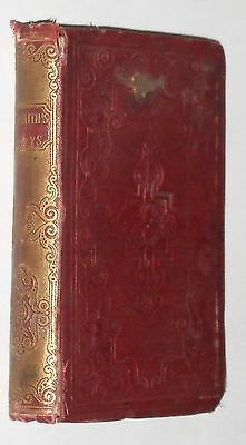 ESSAYS AND POEMS - Oliver Goldsmith - mid 19th century