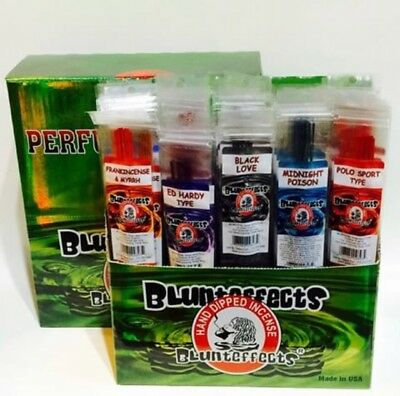 Blunt Effects Hand Dipped Premium Incense Sticks pack of 7