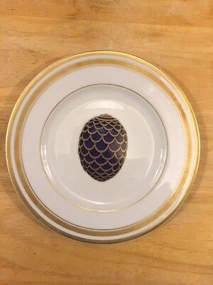 Faberge Imperial Egg Salad Plate NEW