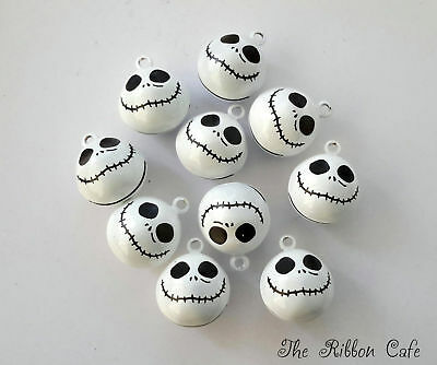 Jack Skellington A Nightmare Before Xmas metal pet bell Buy any 5 get 1 free!