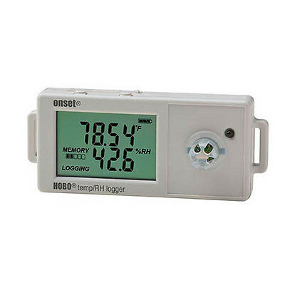 Onset UX100-011, HOBO UX100 Temp/RH 2.5% Data Logger
