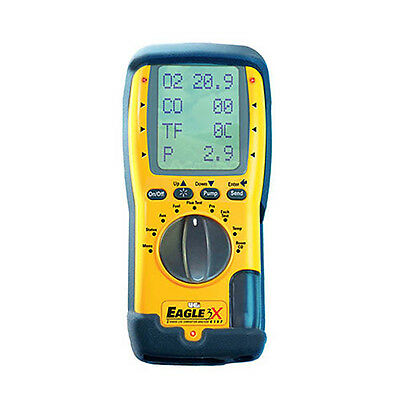 UEI C157 Eagle 3X Combustion Analyzer, Extended Life