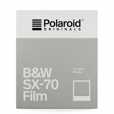 Polaroid Originals: B&W Film for SX-70
