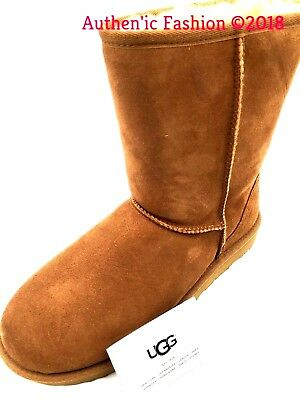 UGG Women's Classic Short II Boots size  9  color: Chestnut NEW IN BOX!!! 101622