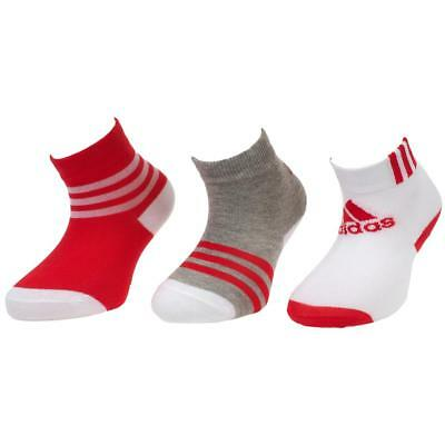 Chaussettes Adidas Lk ankle 3pp rose Rose 23164 - Neuf